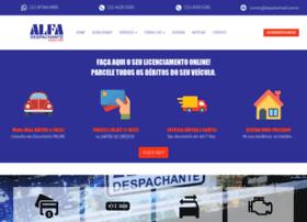 Despachantealfa.com.br thumbnail