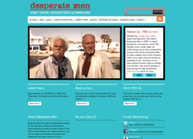 Desperatemen.com thumbnail