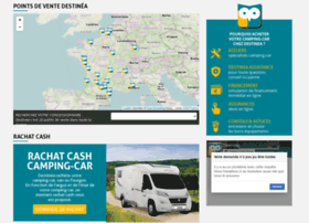 Destinea-camping-cars.fr thumbnail