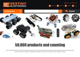 Destiny-electronic.com.my thumbnail