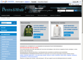 Destockmode.es thumbnail