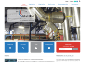 Destress-h2020.eu thumbnail