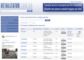 Detalizator.com.ua thumbnail