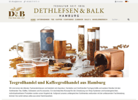 Dethlefsen-balk.de thumbnail