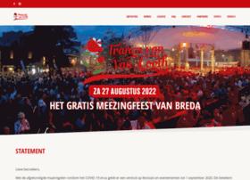 Detranen.nl thumbnail