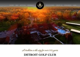 Detroitgolfclub.org thumbnail