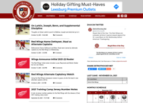 Detroithockey.net thumbnail