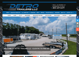 Detrotrailers.com thumbnail