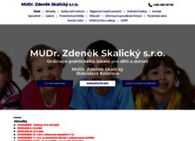 Detskylekarliberec.cz thumbnail