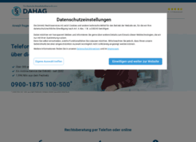 Deutsche-anwaltshotline.de thumbnail
