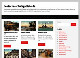 Deutsche-schutzgebiete.de thumbnail