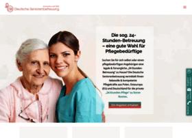 Deutsche-seniorenbetreuung.de thumbnail