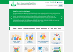Deutscher-verein.de thumbnail
