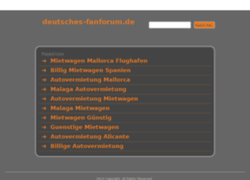 Deutsches-fanforum.de thumbnail