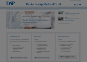 Deutschesapothekenportal.de thumbnail