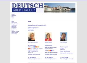 Deutschkurse-passau.de thumbnail