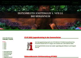 Deutschmeister-schuetzengilde.de thumbnail