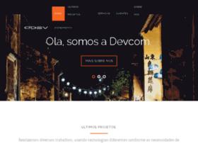 Devcom.com.br thumbnail