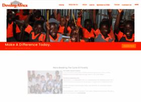 Developafrica.org thumbnail