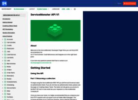 Developer.servicemonster.net thumbnail
