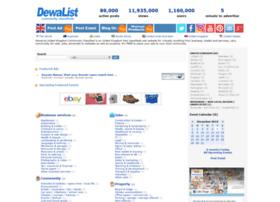 Dewalist.co.uk thumbnail
