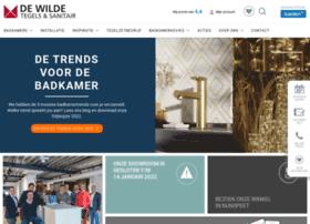 Dewilde-badkamers.nl thumbnail