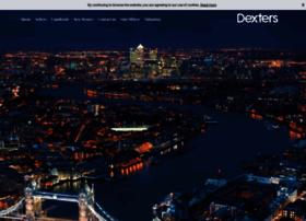 Dexters.co.uk thumbnail