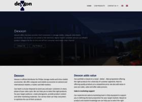 Dexxon.nl thumbnail