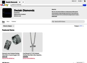 Deziah-diamondz.co.uk thumbnail