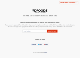 Dfoods.in thumbnail