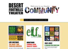 Dftheater.org thumbnail