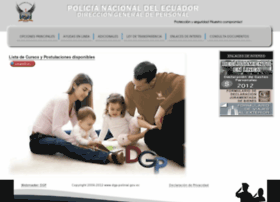 Dgp-polinal.gov.ec thumbnail