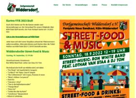 Dgw-widdersdorf.de thumbnail