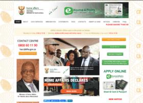 Dha.gov.za thumbnail