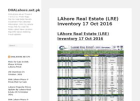 Dhalahore.net.pk thumbnail