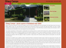 Dhaujcamp.in thumbnail
