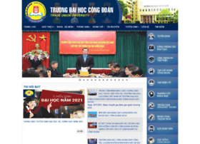 Dhcd.edu.vn thumbnail