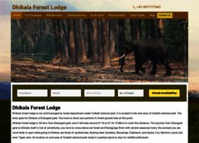 Dhikalaforestlodge.in thumbnail