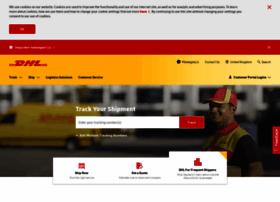Epayments Dhl Co Uk >> Dhl Co Uk At Wi Global Logistics International Shipping