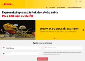 Dhlservicepoint.cz thumbnail