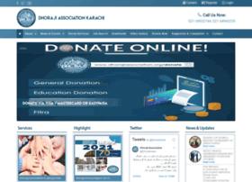 Dhorajiassociation.org thumbnail