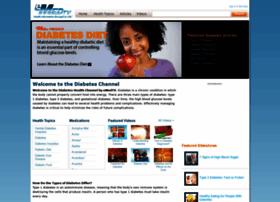 Diabetes.emedtv.com thumbnail
