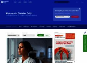 Diabetesdaily.com thumbnail