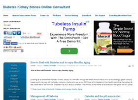 Diabeteskidneystones.com thumbnail