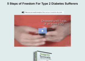 Diabetesterminator.com thumbnail
