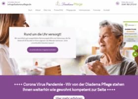 Diadema-pflege.de thumbnail