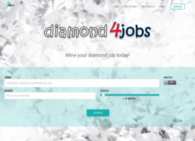 Diamond4jobs.com thumbnail
