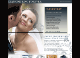 Diamondringforever.com thumbnail