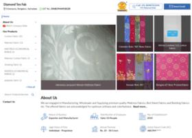 Diamondtexfab.in thumbnail