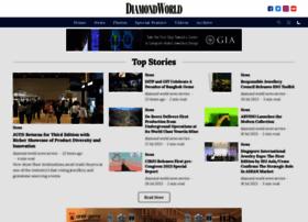 Diamondworld.net thumbnail